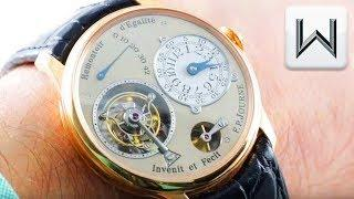 F.P. Journe Tourbillon Remontoir (Generation 1, Series 4) Luxury Watch Review