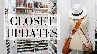 LAZY DAY AT HOME WITH ME - Closet updates, Meet the Doggies + Laundry | LuxMommy