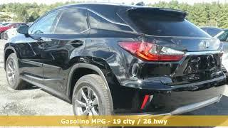 New 2019 Lexus RX Chantilly Dale City VA DC, MD #RXK2040019