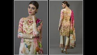 NOMI ANSARI LUXURY PRET DRESSES LATEST COLLECTION