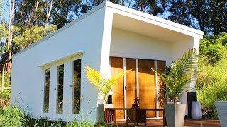 Stunning Extra Large Luxury Tiny Home Villa Has Everything