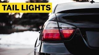 How to Upgrade Your E90 BMW Tail Lights | MUCH BETTER!