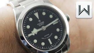 Tudor Heritage Black Bay 36MM (79500) Luxury Watch Review