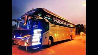 Laksana Legacy SR2 XHD Prime | Scania k360ib luxury bus| Innovative Motors | Interior full review