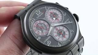 F.P. Journe Linesport Centigraphe Sport Titanium Luxury Watch Review