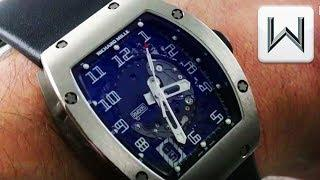 Richard Mille RM 005 Automatic (RM005) Luxury Watch Review