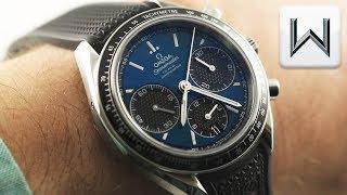 Omega Speedmaster Racing Chronograph (326.32.40.50.03.001) Luxury Watch Review
