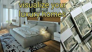 millionaire luxury lifestyle visualization | New Indian currency visualization - #thesecret