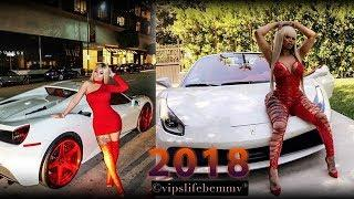 Blac Chyna Luxury Cars Collection 2018