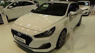 2018 Hyundai i30 Fastback 1.4 T-GDi Style - Exterior and Interior - Auto Salon Bratislava 2018