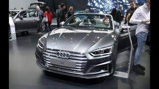 13 Amazing New Audi Cars For 2019.  Newest Audi's You Must See