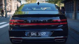 Genesis G90 Luxury Sedan (2020) - Style and Design
