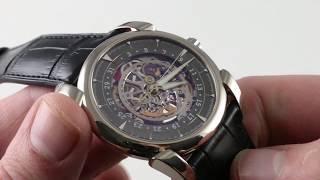 Parmigiani Fleurier Tonda Skeleton PFC232-1200300 Luxury Watch Review