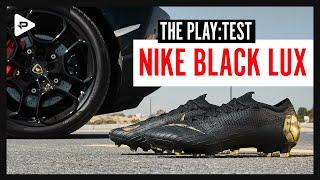 NIKE BLACK LUX PACK REVIEW - The Best Looking Football Boots…EVER‽