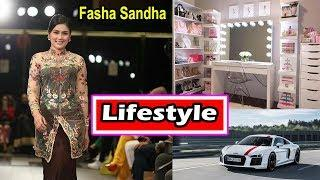 Fasha Sandha Luxurious Lifestyle, House, Car, Net Worth, Husband, Kids & Biography 2018