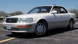 Here's how my 25 year old luxury car has held up over 11,000 miles! (1994 Lexus LS400)