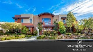 Luxury Ridges Home | 23 Sun Glow Lane | Las Vegas NV
