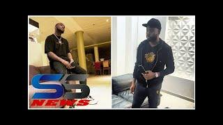 Drama thickens as luxury jeweler gives Davido 7 days to pay his N60m debt or face full consequence