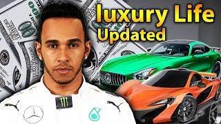 Lewis Hamilton Luxury Lifestyle | Bio, Family, Net worth, Earning, House, Cars