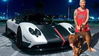 Lionel Messi's Luxury Cars Collection