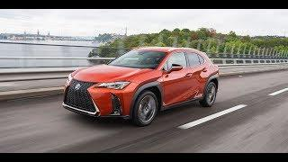 Auto Focus | Industry News: Lexus Launches The All-New UX