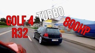 *66 Vlog/CarVlog - UN GOLF 4 R32 DE 800CP !????