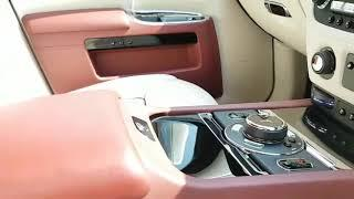 Moments car hire and oh cars rolls Royce ghost series 2