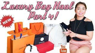 Luxury Bag Haul 2019 Part 4! Soooo gandaaa!!!