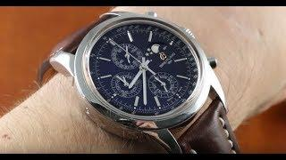 Breitling Transocean Chronograph 1461 Perpetual Calendar (A1931012/BB68) Luxury Watch Review