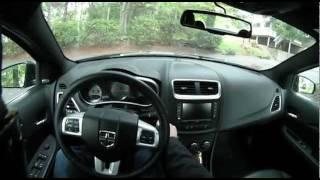 First Person Driver - 2011 Dodge Avenger LUX 3.6