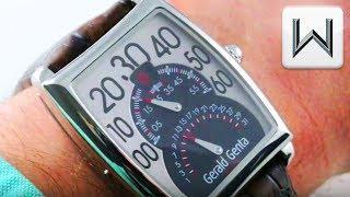 Gerald Genta Solo Bi-Retro Jump Hour Retrograde (BSO.L.10) Luxury Watch Review