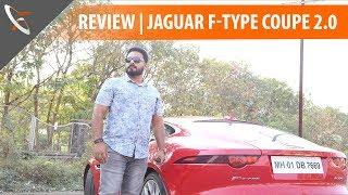 Jaguar F-Type Coupe 2.0L Malayalam Review | Flywheel Malayalam