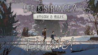 Finale! - Life is Strange 2 Episode 2 Ep:4
