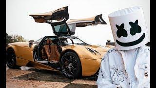 Marshmello Luxury Cars Collection 2018