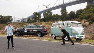 Volkswagen Kombi 23 Window - Lorbek Friday Drive