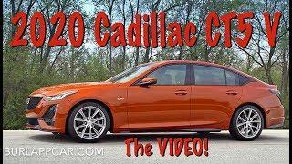 2020 Cadillac CT5 V
