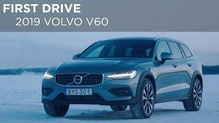 First Drive | 2019 Volvo V60 | Driving.ca