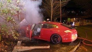 EXPENSIVE CAR FAILS | LUXURY CAR CRASHES