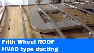Luxe Luxury Fifth Wheel Roof Construction