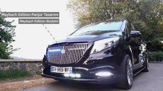 Ertex Luxury Car Design Mercedes V250 Maybach Limousine