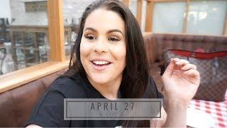WHY IS EVERYONE ALWAYS UNBOXING LUXURY????!!! | April 27 VLOG