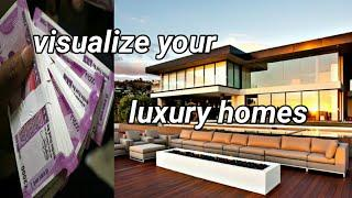 The secret - law of attraction - visualize your luxury lifestyle | Success secret - #visualization
