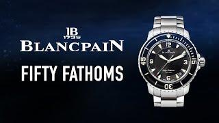 Blancpain Fifty Fathoms - the Best Luxury Dive Watch?
