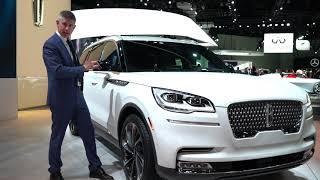 2020 Lincoln Aviator: LA Auto Show