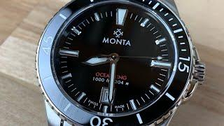 Monta Oceanking affordable luxury diver