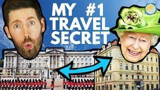 Trading Homes With Celebrities - My LUXURY Travel Tip - Dreams Around The World