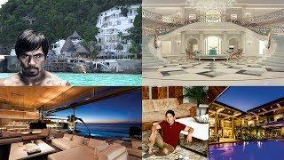 Luxurious And Expensive Houses Of Famous Filipino Stars ★ Pinoy Celebrities Luxury Homes