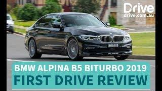 BMW Alpina B5 Biturbo 2019 First Drive Review | Drive.com.au