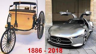 Made in Germany - Cars evolution (first and last)