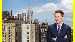 Seth Meyers House Tour $4500000 Manhattan Luxury Lifestyle 2018